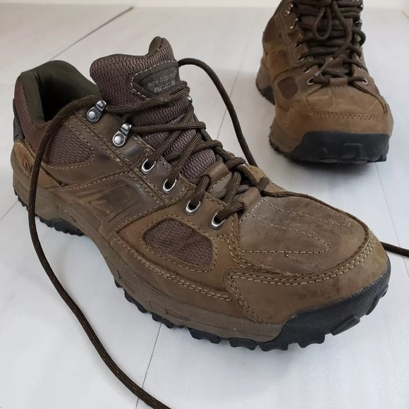 db66ab2a28843 New Balance Shoes | 748 Brown Leather Hiking Size 9 | Poshmark